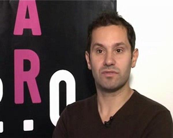 PSST TV : Olivier Binisti de Nurun sur PARIS 2.0