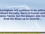 Everton vs Birmingham City English FA Cup 2010 January 23