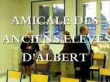 """Jingle """"Amicale des anciens élèves d'Albert""""."""