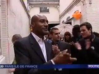 Alain Dolium : inauguration de sa permanence de campagne