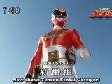 Tensou Sentai Goseiger Promo 2 Sub by TV-Nihon