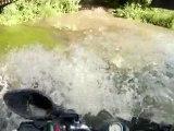 passage quad riviere