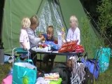 camping Des lacs mi-juillet 2009 vidéo 1