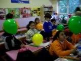 Zübeyde Hanım Okulu 3-B Sınıfı 1-Dönem Karne1- 2009-2010