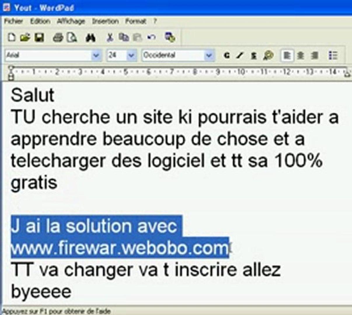GRATUIT WEBOBO LOGICIEL TÉLÉCHARGER PIRATAGE