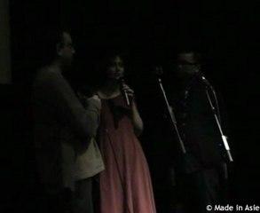 Karaoké de Chris Chong Chan Fui au Centre Pompidou 2010