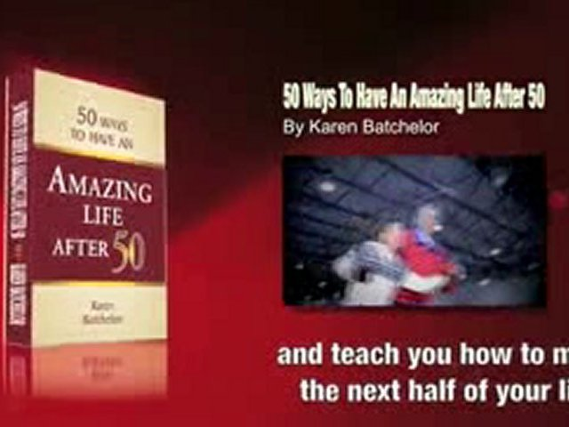 Life Coaching Online – Amazing Life Over 50!