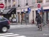 A vélo, les sens interdits, c'est permis!