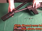 RAP4 Shroud Kit for Tippmann A5