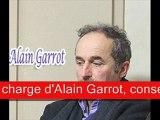 L'intervention d'Alain Garrot