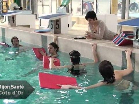 Préparation à l'accouchement en piscine /Naître en Bourgogne