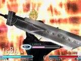 DISSIDIA Final Fantasy : Cloud VS Shantotto
