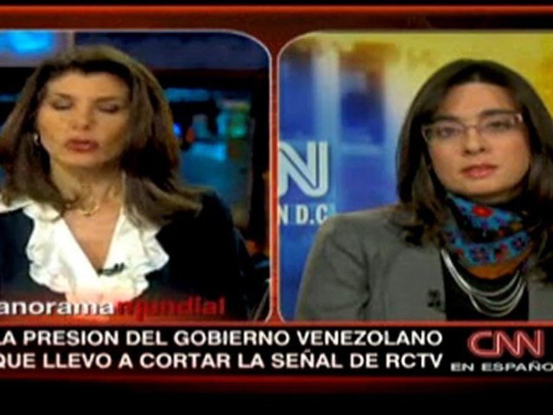 Catalina Botero en CNN en Español