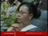 Benin : Voeux du personnel de la présidence à Yayi Boni