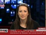 Les Belges jettent leurs poubelles en France