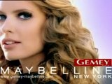 pub TV du mascara Colossal de Gemey-Maybelline