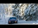 Essai Kimi Raikkonen c4 wrc