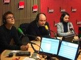 Débat critique chez Vincent Josse - France Inter