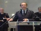 Le discours de M. Yves Rome, président du CASDIS -Voeux 2010