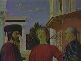 Flagellation du Christ et géométrie