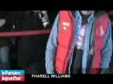 Rihanna, Robbie Williams et les Black Eyed Peas
