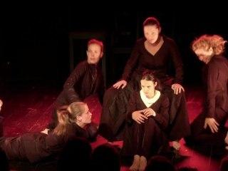 Les Couteaux dans le dos - Reprise au théâtre La Bruyère