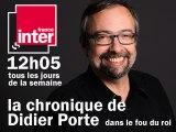 Stéphane Bern, ceinture noire 1ère dame - La chronique de Didier Porte
