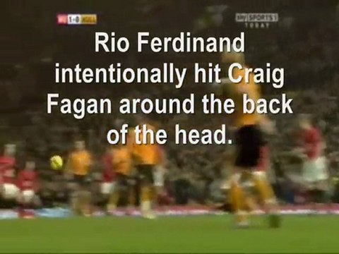 More double standards from the FA
