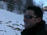 Ski à la Clusaz Janvier 2010