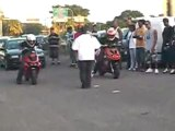 Run SR Big Bore 86cc VS Aerox Big Bore 86cc