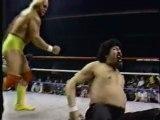 Tiger Chung Lee vs. Hulk Hogan P1