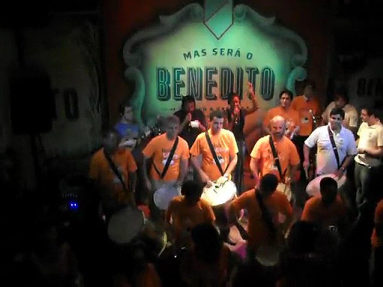 Samba campeão 2010 - Bloco Regula Mas Libera