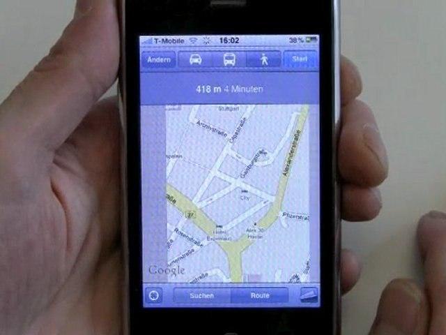 RK Finder - die iPhone-App von Restaurant-Kritik.de