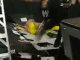 Jeff Hardy Jumps Off The Ladder (SS 09)