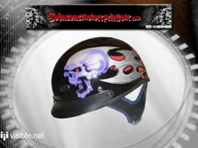 Johnsons Motorcycle Gear – Motorcycle Helmets
