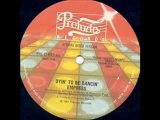 80s Disco/boogie/funky -Empress - Dyin' To Be Dancin' 1981