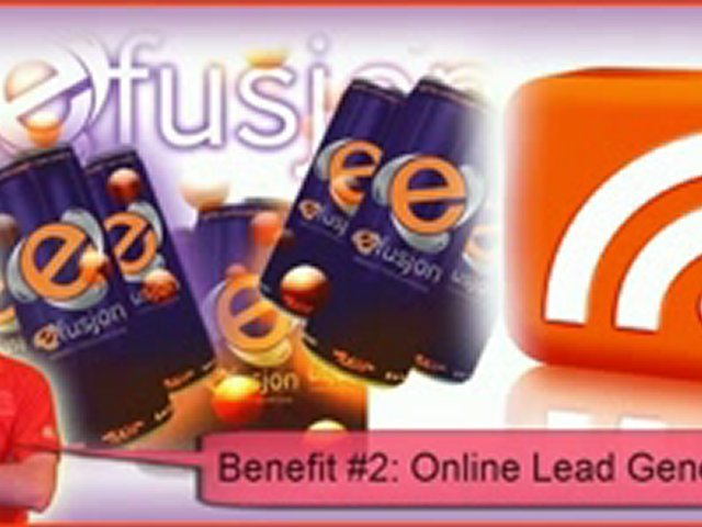 FREE eFusjon Ebook on Blog Marketing