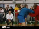 le Sambo : un sport de combat russe