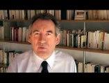 Voeux 2010 de François Bayrou