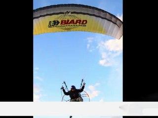 Paramoteur vol du 31-01-10