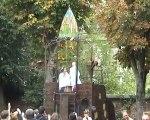 Lancer de pièces par les sorcières de Marchiennes en 2009