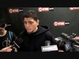 Nick Diaz post-fight interview at Strikeforce Miami