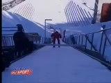 Va y avoir du sport Saut à Ski