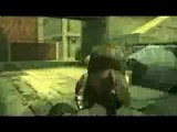 psp go metal gear solid portable ops trailer psp