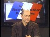 Le Rendez-vous Politique : Christophe Cavard (Europe Ecologie)