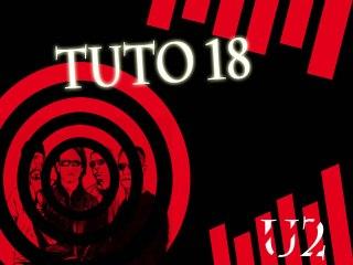 Visionnez les Cours Vidéo de Fond d'�cran Th�me U2 Avec Photoshop