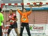 Nul entre le HBC Nîmes et Le Havre (Handball Fem D1)