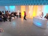 Dixy Brown : danse hip-hop et contorsion