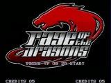 Rage of the Dragons [Neo Geo] videotest