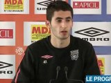 Football : Maxime Gonalons Lyonnais jusqu'en 2014